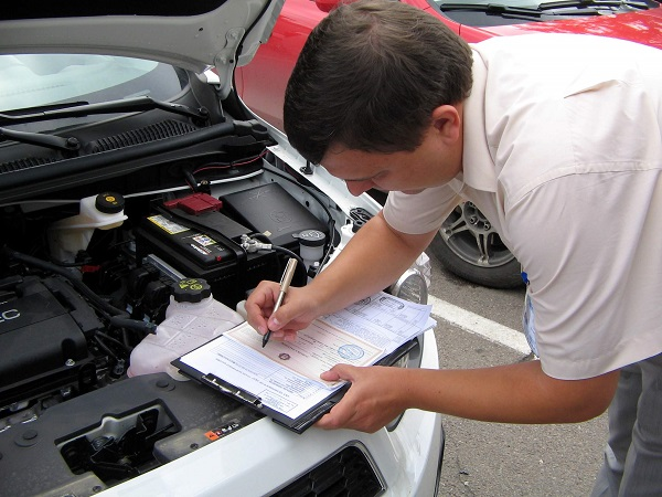 Переоформить машину по договору купли продажи