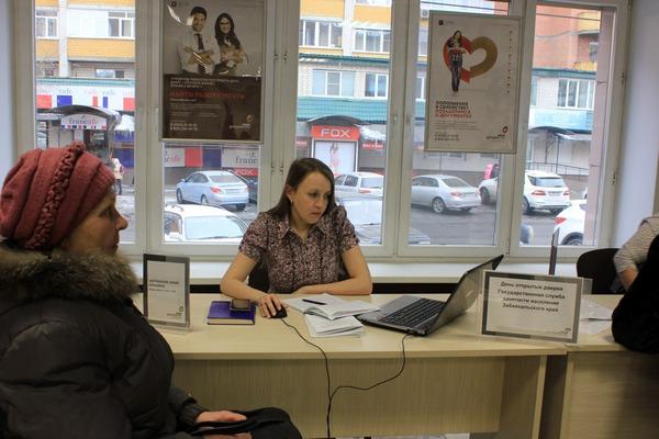 Постановка на учет в центр занятости