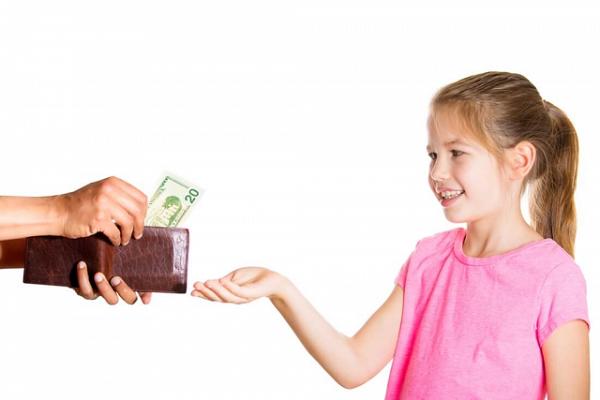 Выплата алиментов без оформления развода