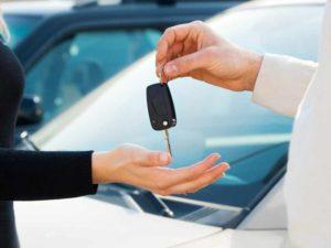 Передача автомобиля в аренду