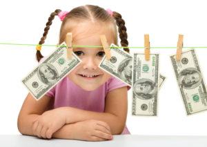 Сумма содержания детей: размер алиментов на одного ребенка