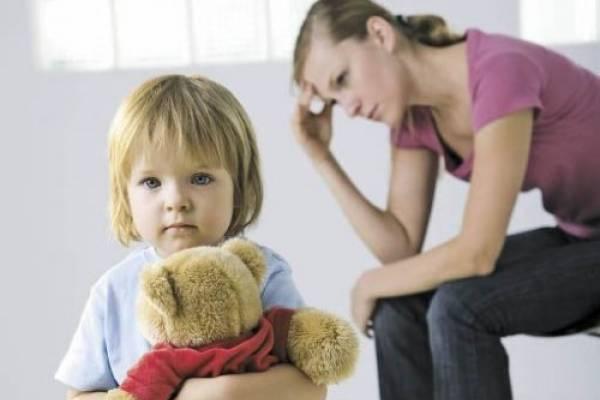 Одинокая мать или мать одиночка