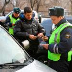 Штраф за вождение без прав