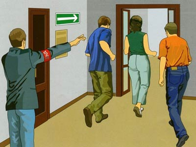 вид инструктажа по пожарной безопасности