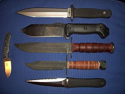 какой нож считается холодным оружием в россии