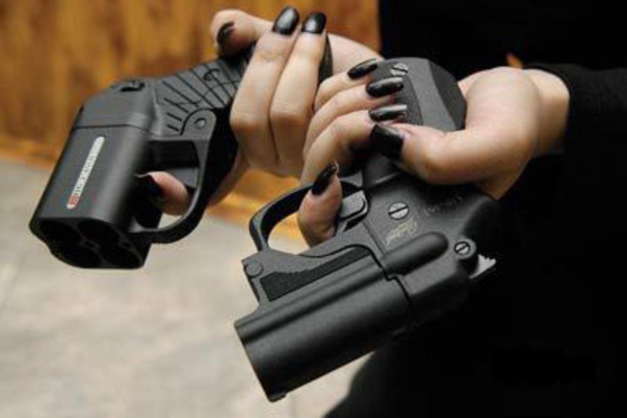 Револьвер без разрешения