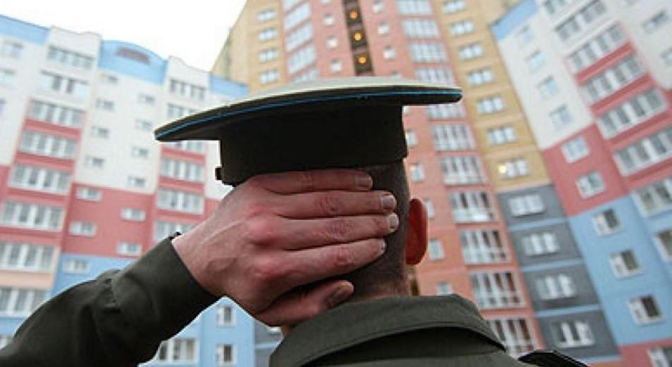 Военнослужащим в РК хотят выдавать ипотеку на особых условиях - все ...