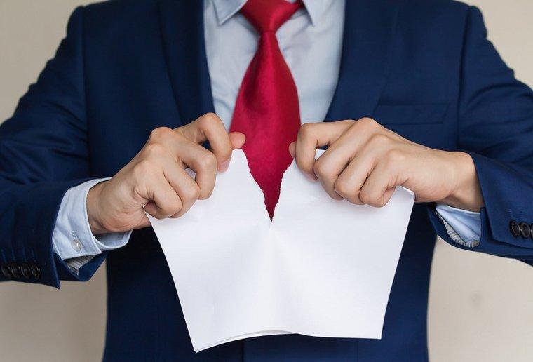 Выигранные дела: «Расторжение договора ренты»