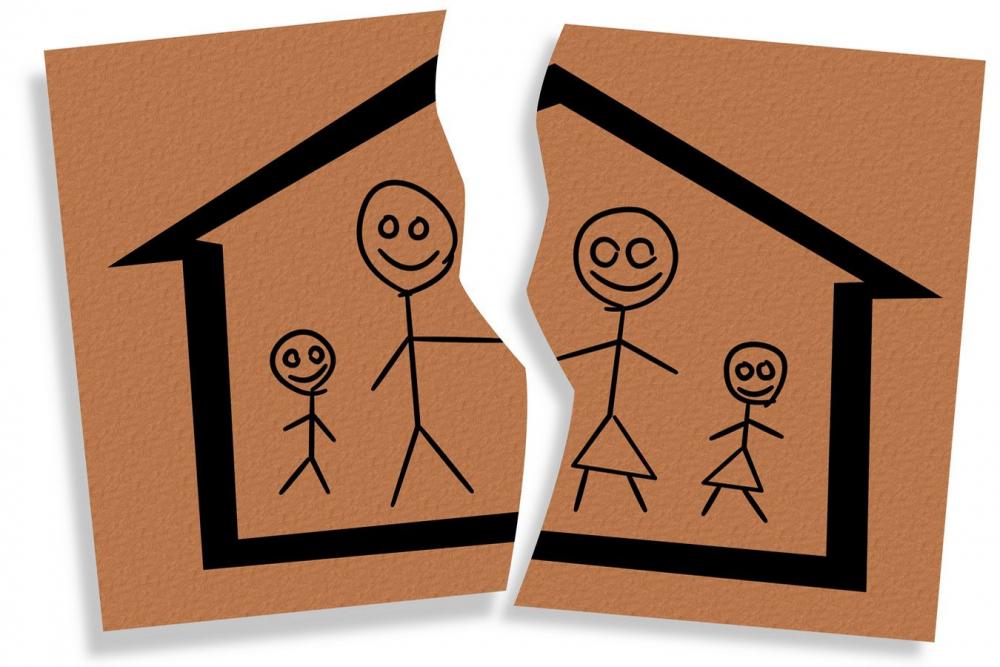 развод в одностороннем порядке без присутствия