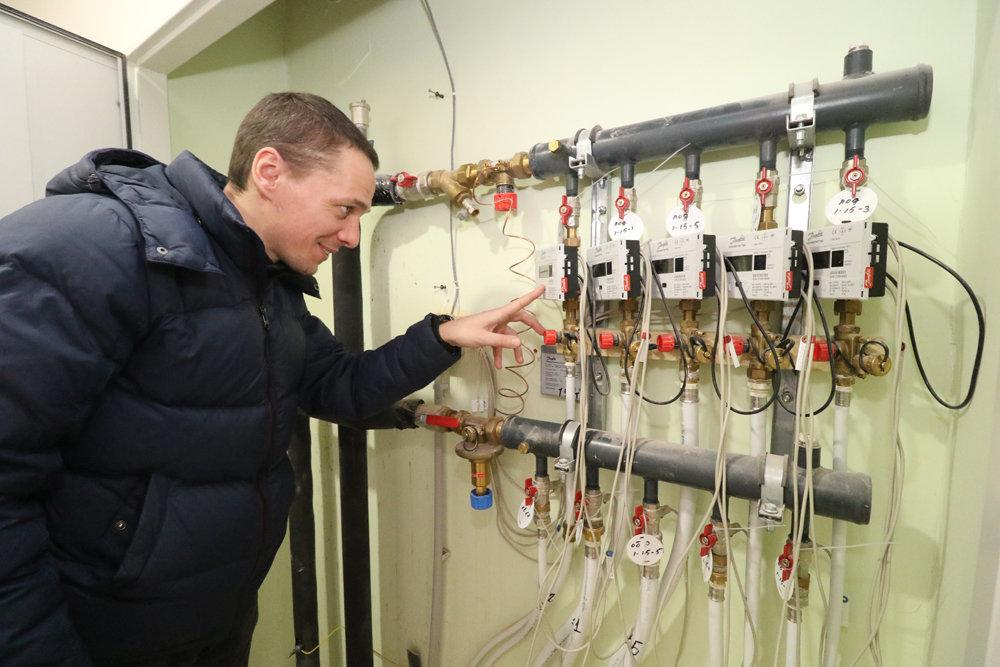 Зачем заставлять жильцов ставить счетчики на тепло — Российская газета
