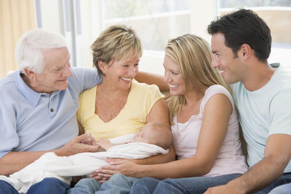 Взрослые дети и пожилые родители
