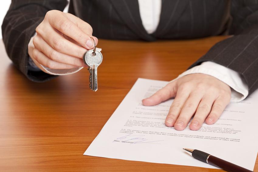 Акт передачи ключей от квартиры и помещения: образец