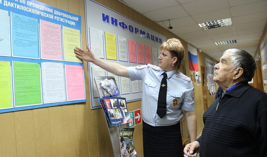 В работе отделения по вопросам миграции ОМВД России по Темрюкскому ...