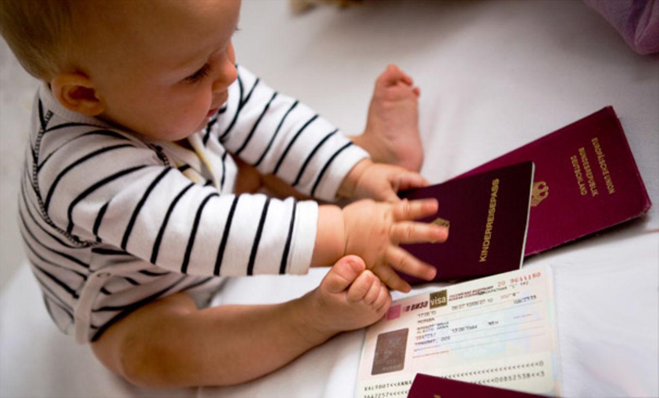 прописка ребенка после рождения
