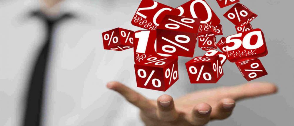 ипотека минимальный процент